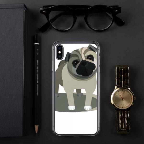 Pug - iPhone Case
